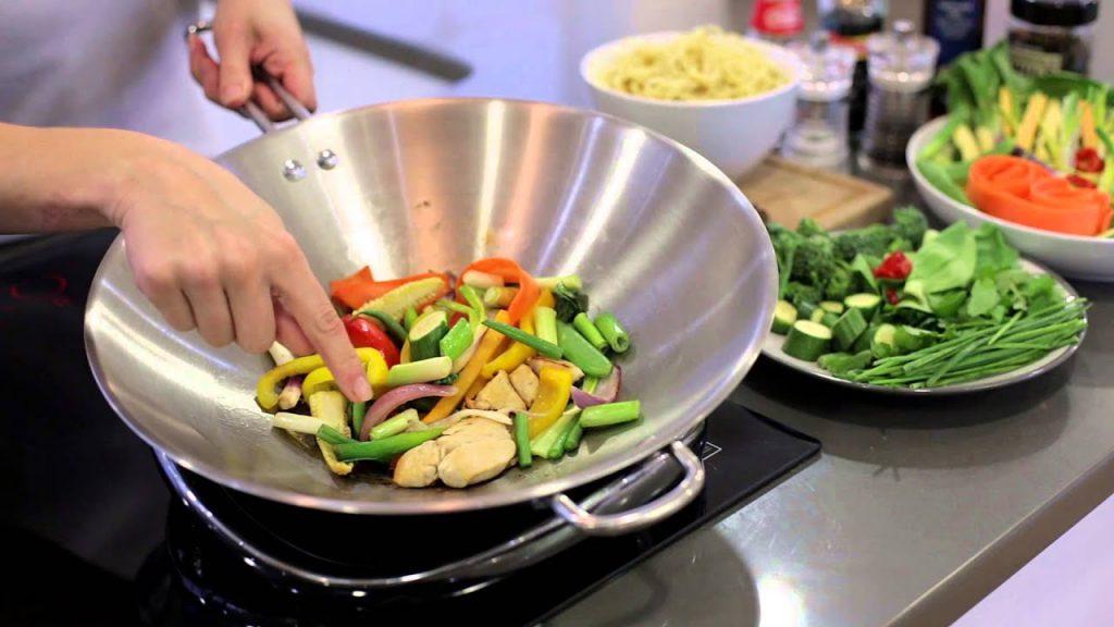 Inductie koken biedt zeer veel verschillende mogelijkheden